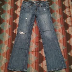American Eagle Jeans - Favorite Boyfriend - 8 Long